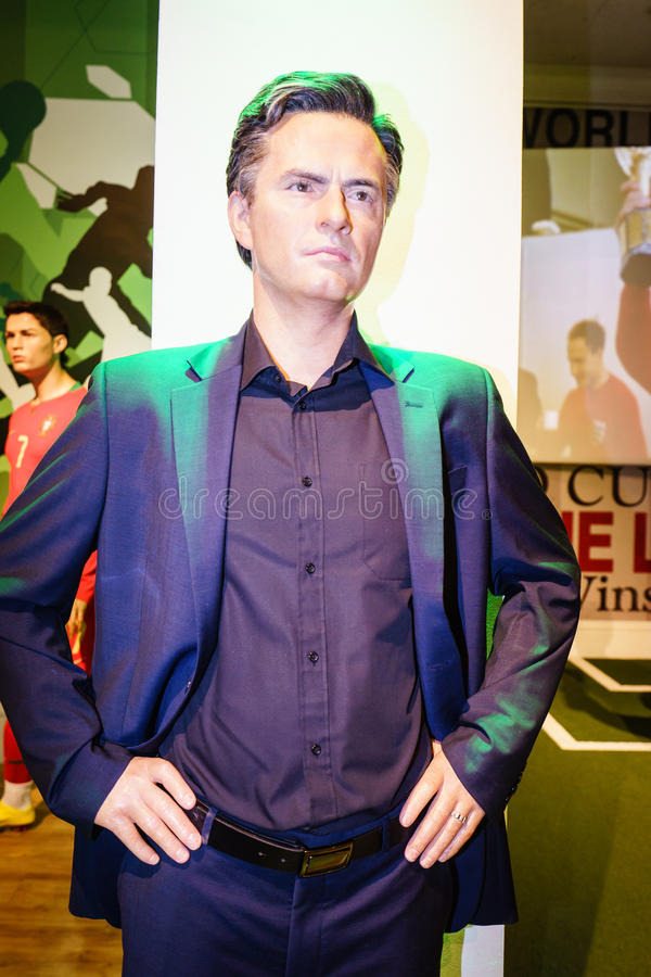 José Mourinho image stock