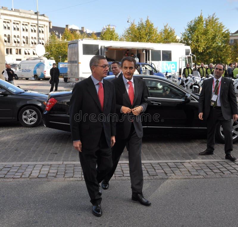 Download José Zapatero editorial photography. Image of denmark - 12991397