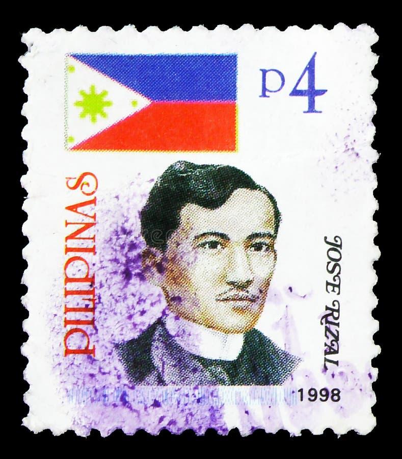 Free José Rizal 1861-1896, Heroes Of The Revolution Serie, Circa 1998 Stock Photos - 159525163