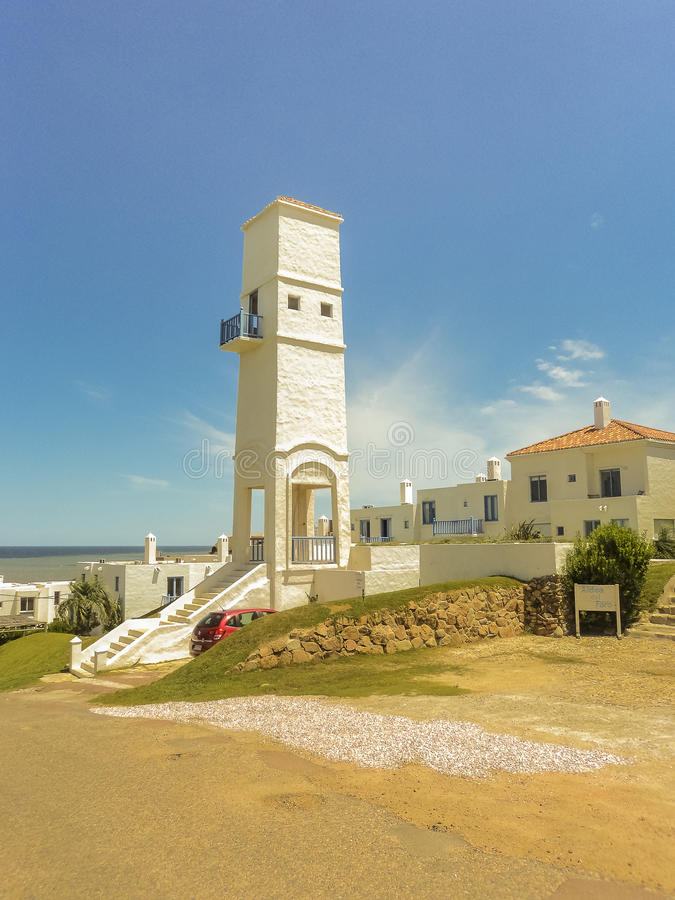 Jose Ηγνάτιος Lighthouse στοκ εικόνα με δικαίωμα ελεύθερης χρήσης