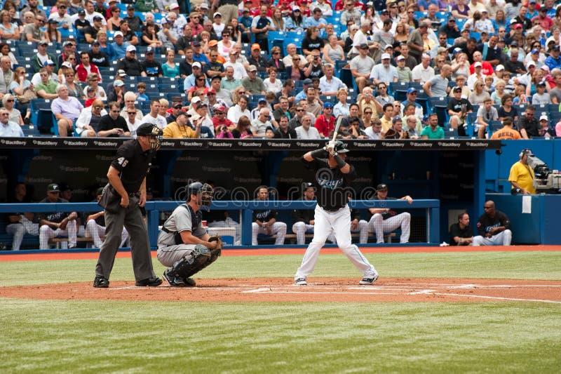 Jose Bautista des Toronto Blue Jays lizenzfreie stockfotografie