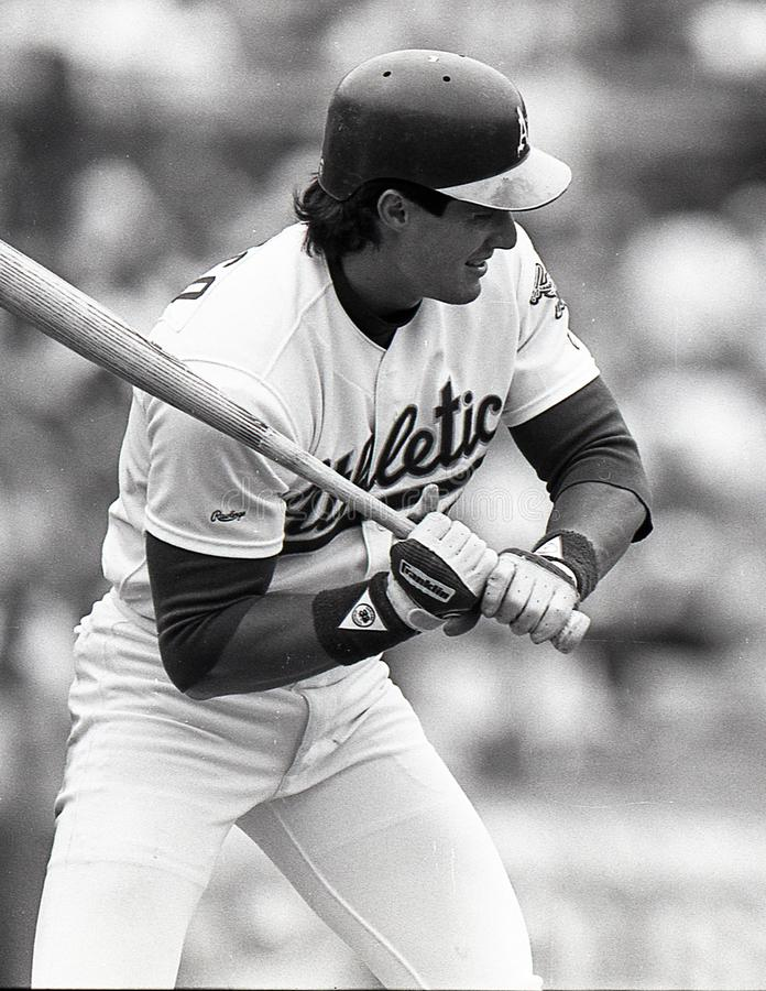 Jose Canseco 库存照片
