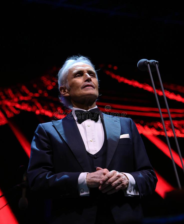 Jose Carreras fotografia stock