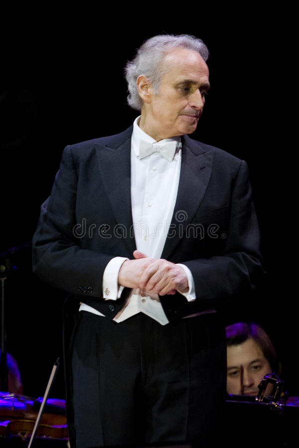 Download Jose Carreras in Zagreb editorial photo. Image of editorial - 18693316