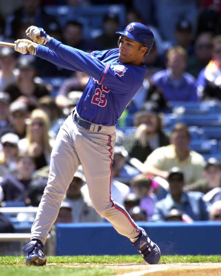 Jose Cruz, júnior foto de stock