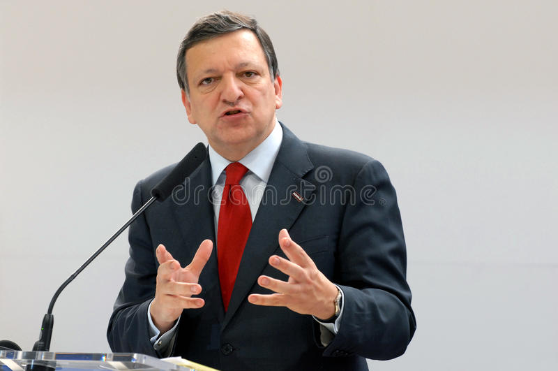 Jose Manuel Barroso stock photos