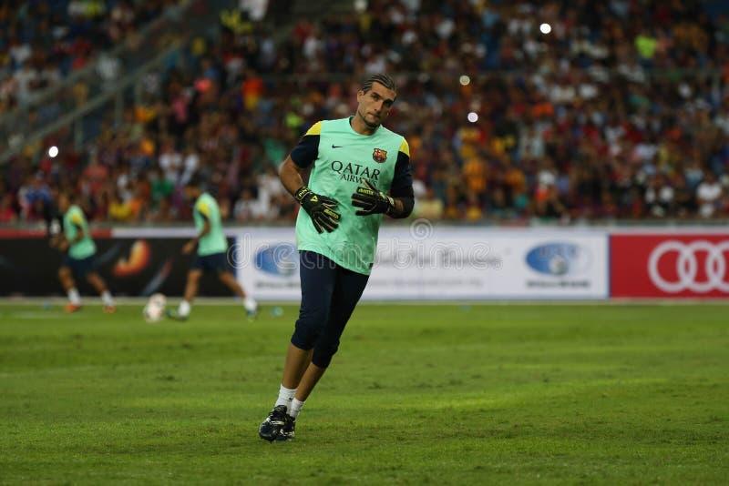 Download Jose Manuel Pinto editorial photo. Image of keeper, sportsmen - 32832541