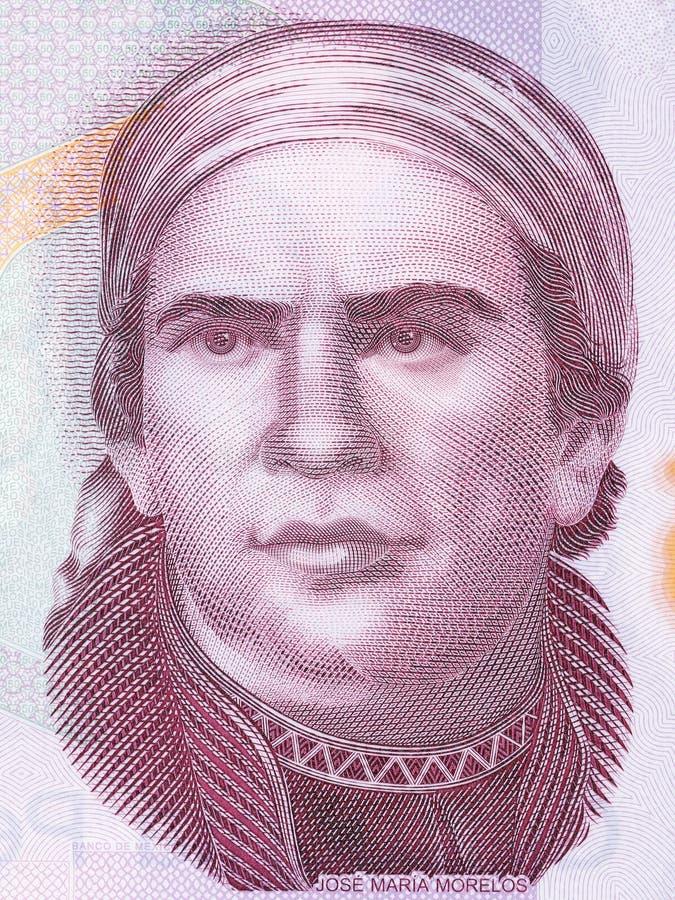 Jose Maria Morelos portret
