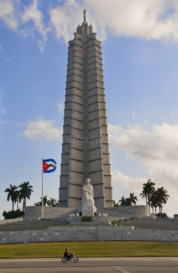 Jose Marti Monument In Plaza De La Revolucion. La Royalty Free Stock Photography