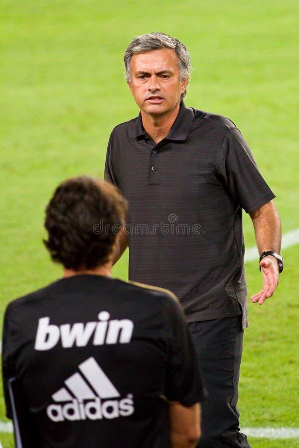 Jose Mourinho photo libre de droits