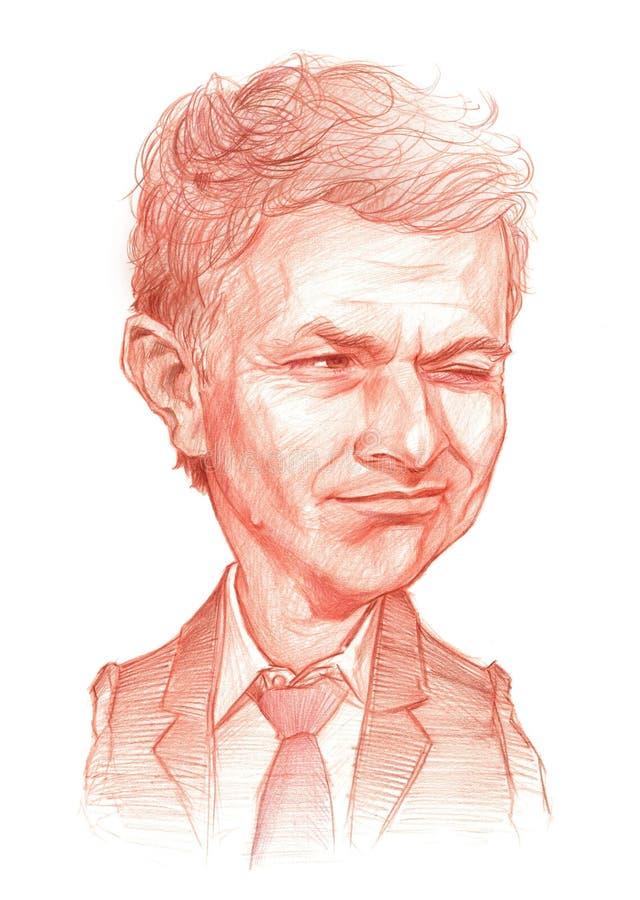 Download Jose Mourinho editorial image. Image of humor, caricature - 23133550