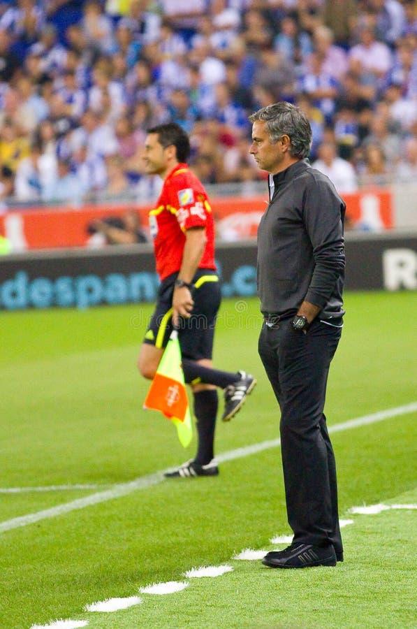 Jose Mourinho photos stock