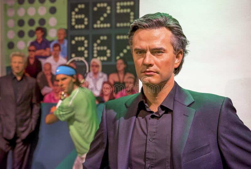 Jose Mourinho stock photography
