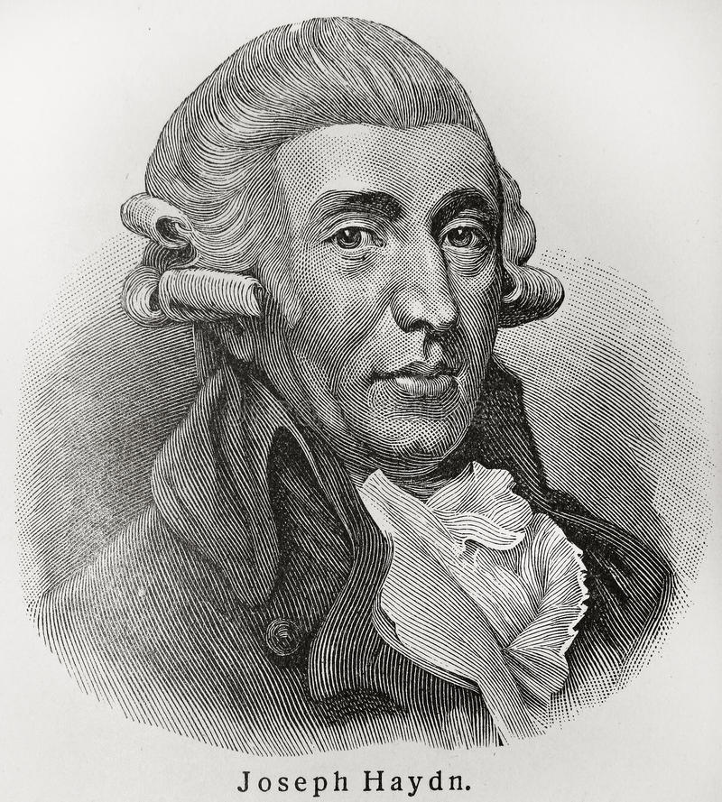 Free Joseph Haydn Royalty Free Stock Photo - 20464085