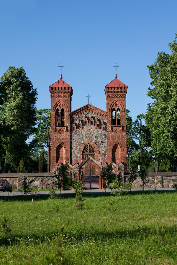 joseph kościelny święty obraz stock