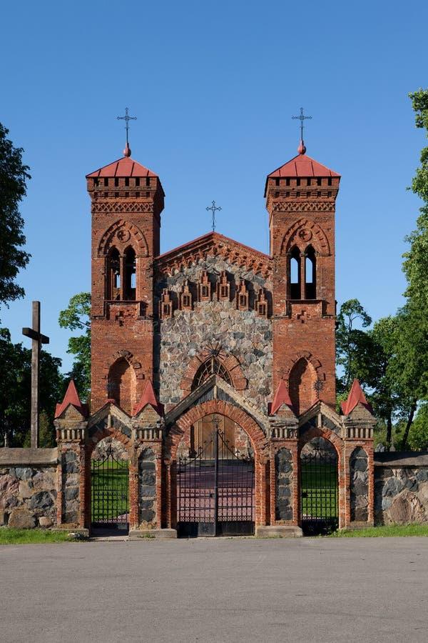 joseph kościelny święty fotografia stock