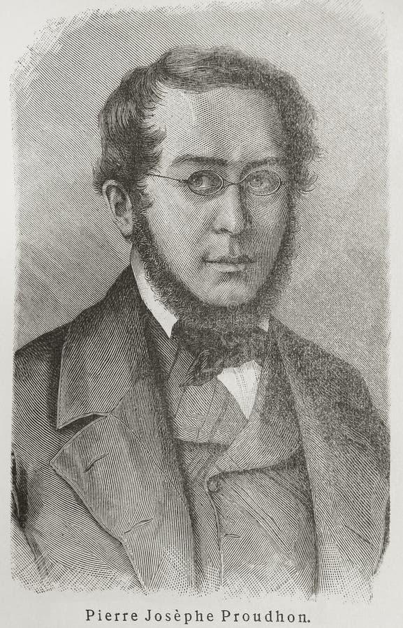 Joseph Pierre proudhon