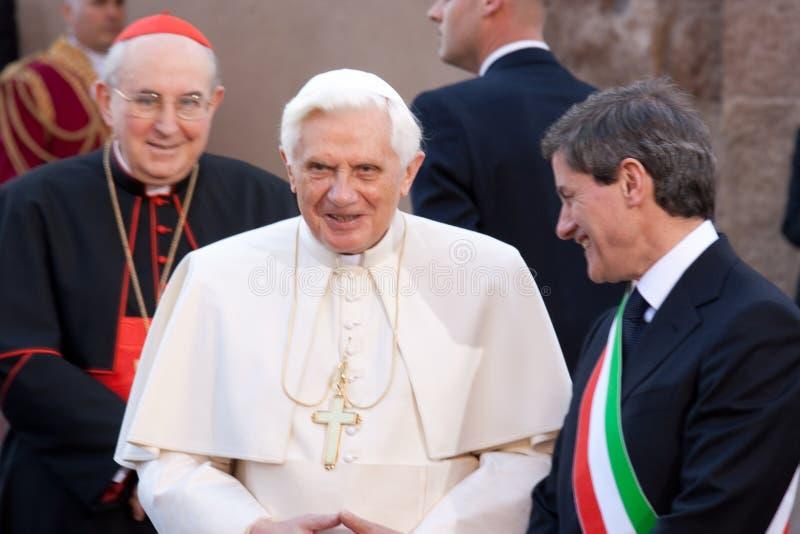 Joseph Ratzinger royalty free stock photography
