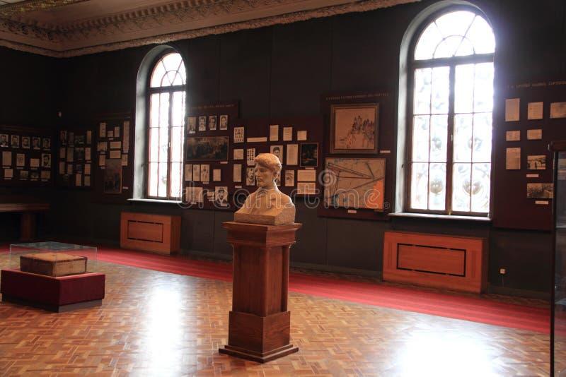 Joseph Stalin muzeum obraz royalty free