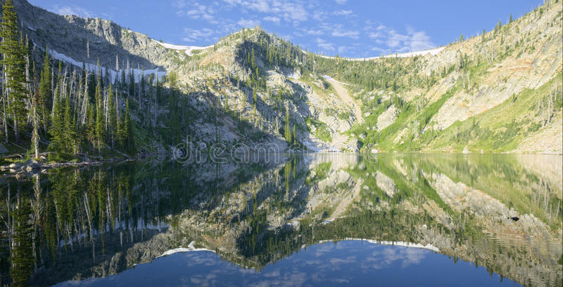 Josephine jezioro obraz royalty free