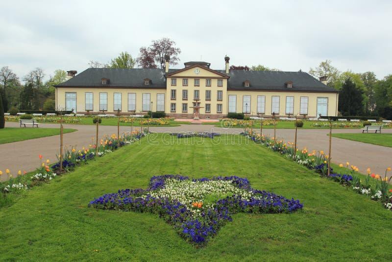 Josephine pałac w Strasburg fotografia royalty free