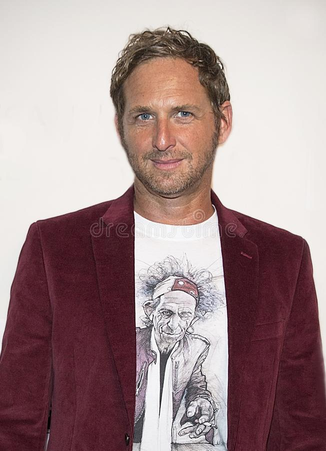 Josh Lucas at World Premiere of `Yesterday` at 2019 Tribeca Film Festival. Film actor Josh Lucas arrives at the World Premiere of `Yesterday,`  Closing Night royalty free stock photos
