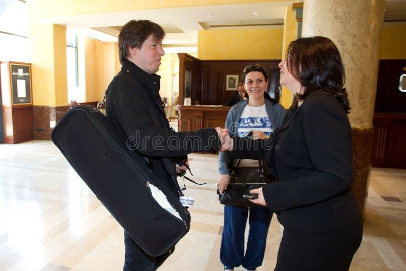 Joshua Bell image stock