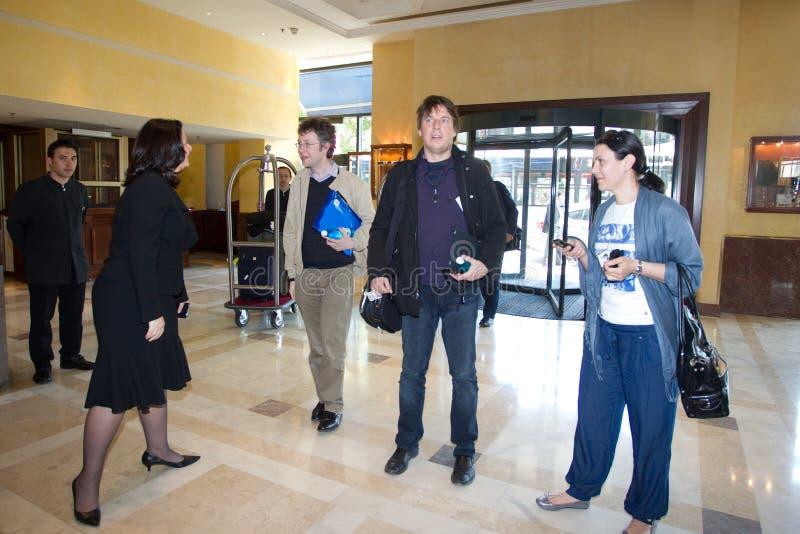 Joshua Bell imagen de archivo libre de regalías