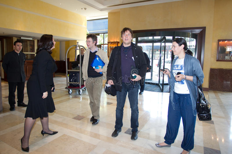 Joshua Bell immagine stock libera da diritti