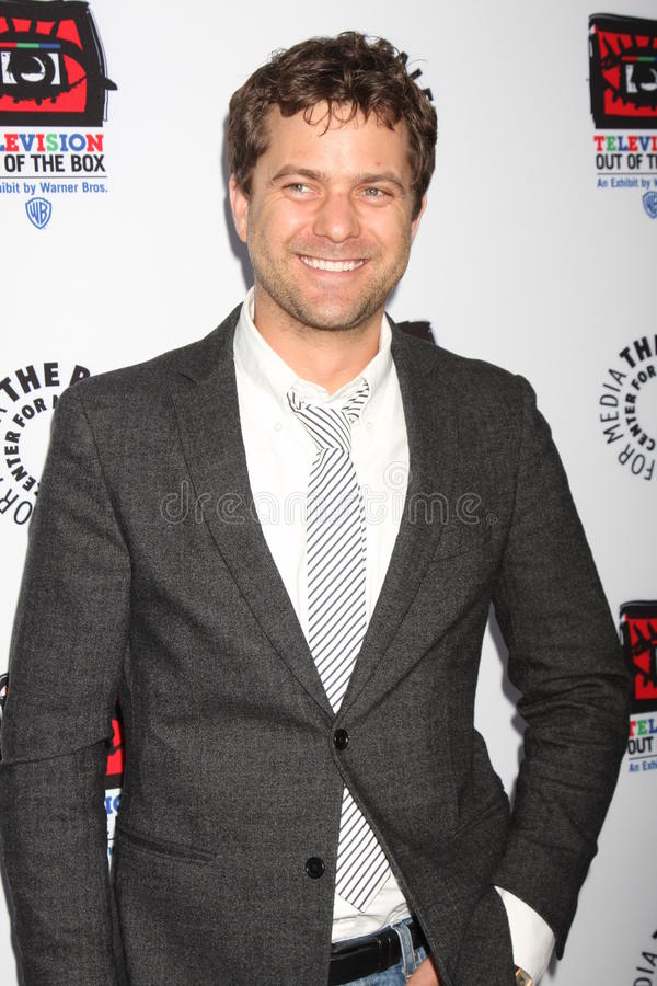 Joshua Jackson photos stock