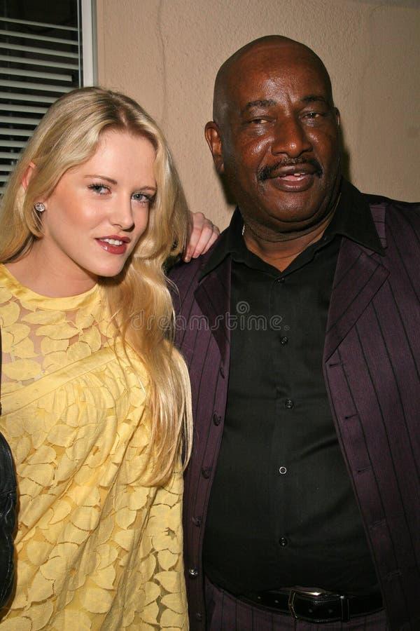 Josie Simon at the birthday party for J. Nathan Brayley, Amagis, Hollywood, CA 05-18-08 royalty free stock photos