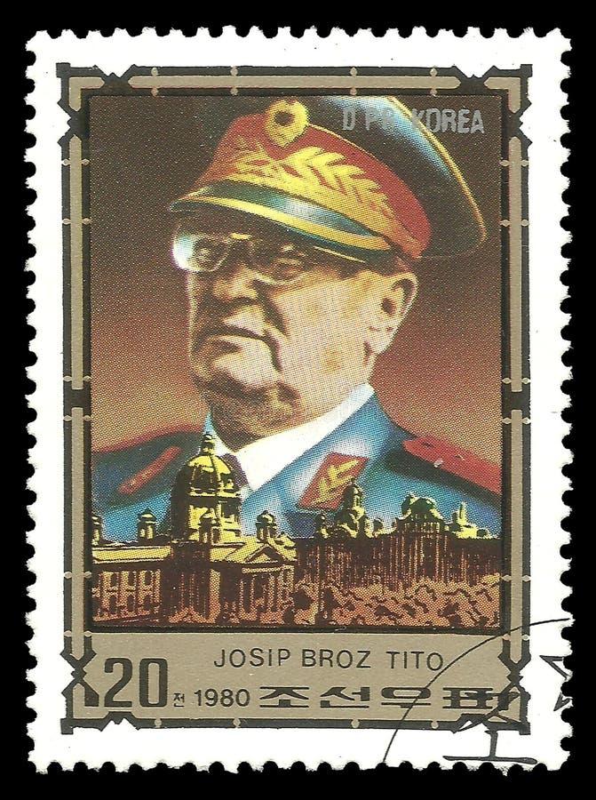 Josip Broz Tito foto de stock royalty free