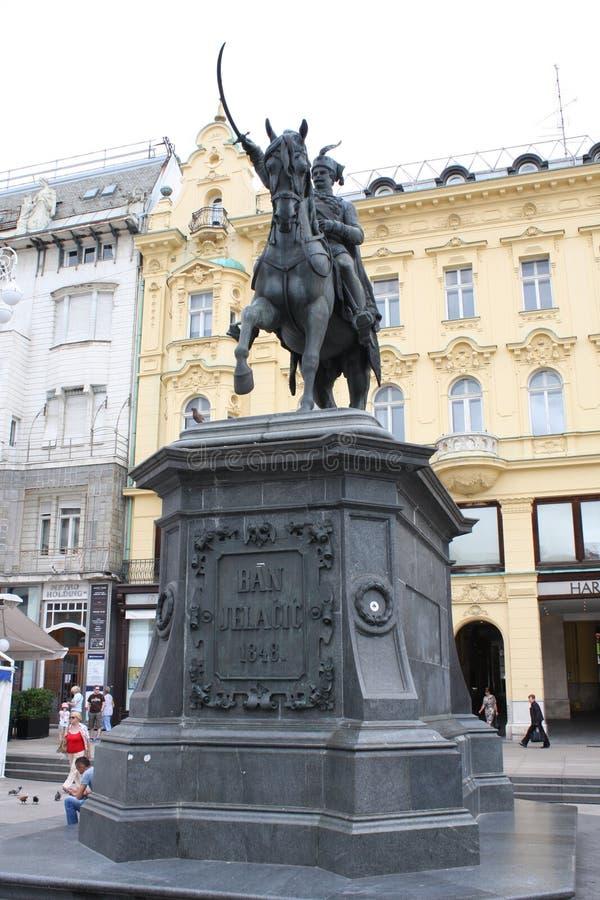 Josip Jelacic stock afbeelding