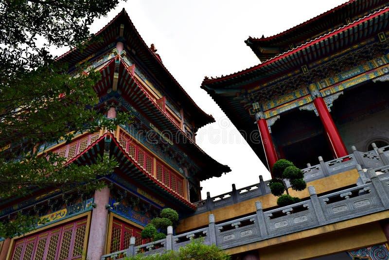Joss huis in Bangkok royalty-vrije stock afbeeldingen