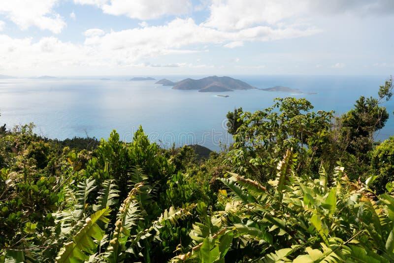 Jost Van Dyke Island lizenzfreies stockfoto