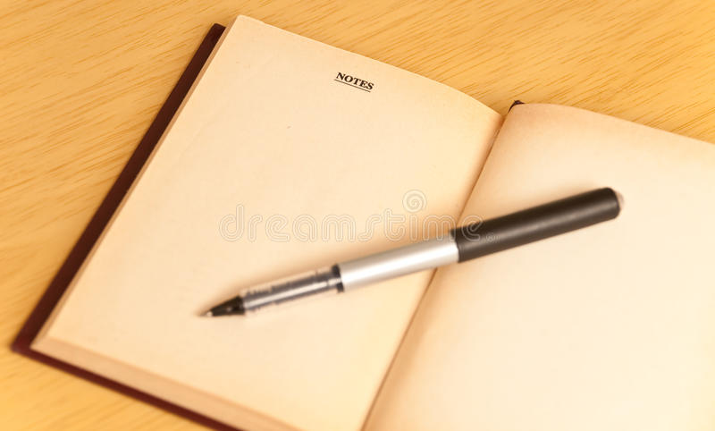 Download Jot It Down Royalty Free Stock Photos - Image: 13485538