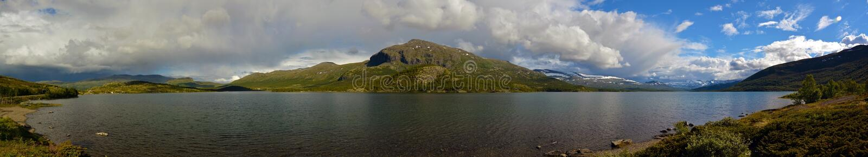 Jotunheimen, Νορβηγία στοκ φωτογραφίες με δικαίωμα ελεύθερης χρήσης