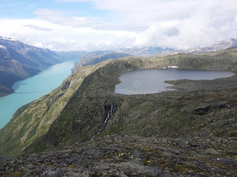 Jotunheimen Norge arkivfoto