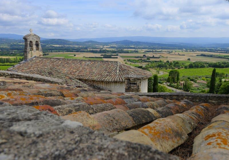 Joucas in de Provence royalty-vrije stock foto