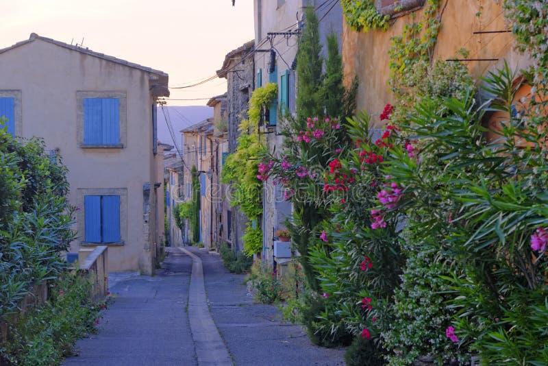 Joucasdorp in de Provence royalty-vrije stock foto