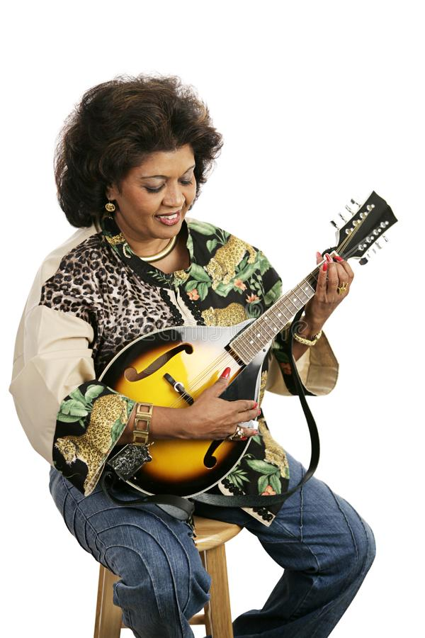 Jouer la mandoline