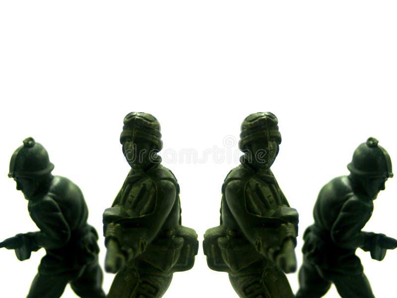 Jouet 15 de soldat photographie stock