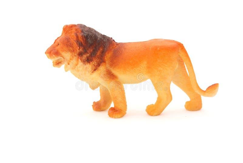 Jouet de lion images stock