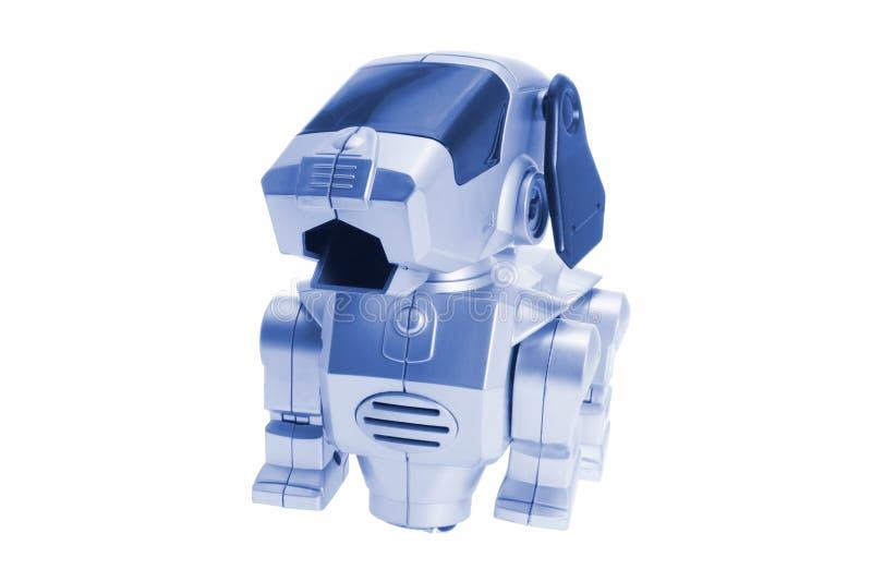 jouet de robot de crabot images libres de droits