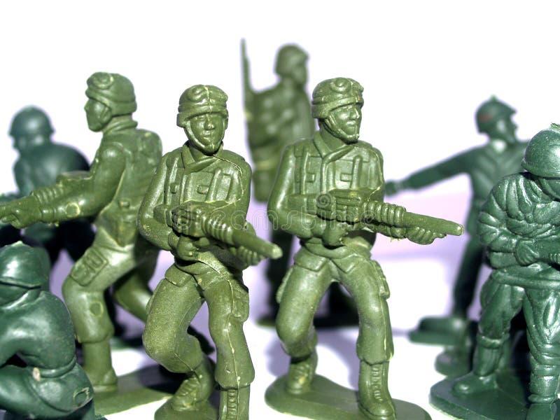 Jouet de soldat photographie stock libre de droits