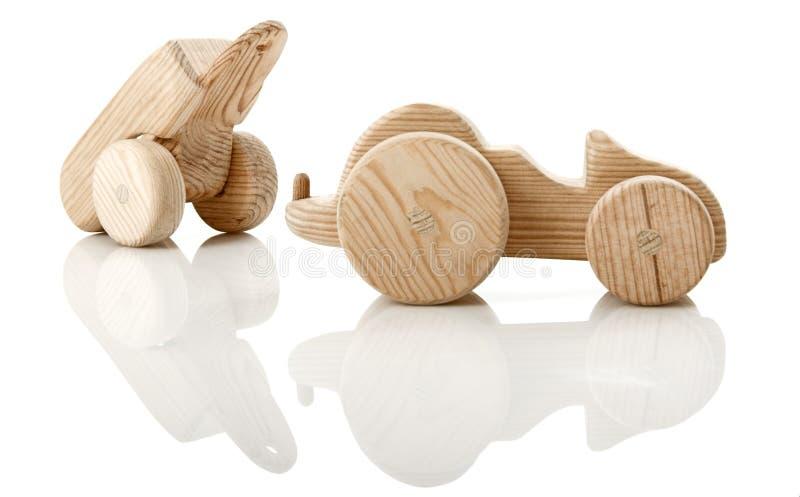 Jouet en bois photographie stock libre de droits