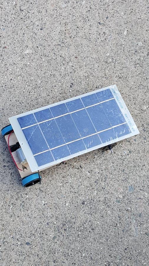 Jouet solaire photos libres de droits