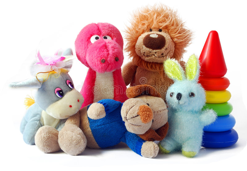jouets photo stock