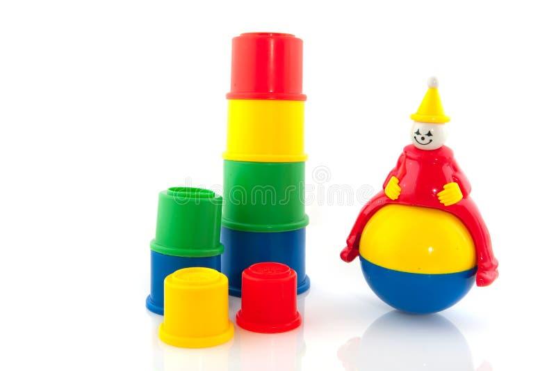 jouets de chéri photographie stock libre de droits
