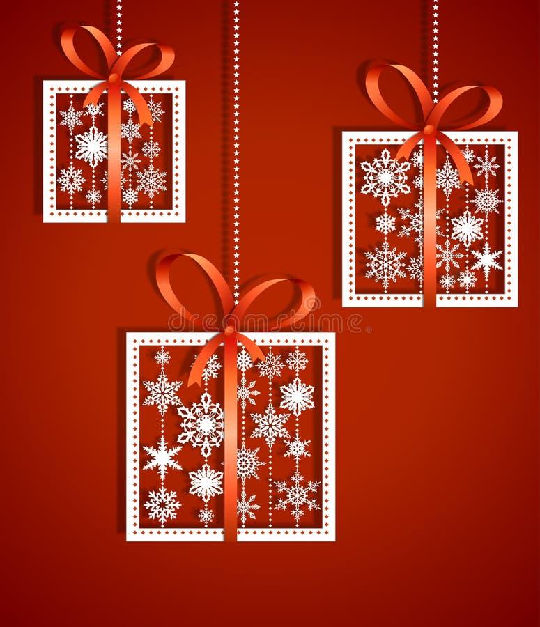 Jouets de Noël illustration stock